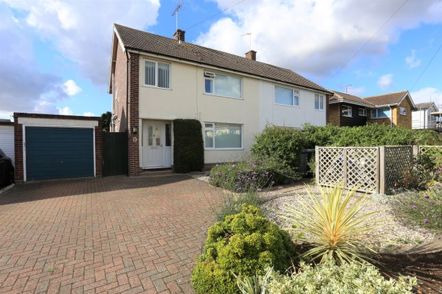 Thumbnail 3 bed semi-detached house to rent in Ferry Road, Old Felixstowe, Felixstowe