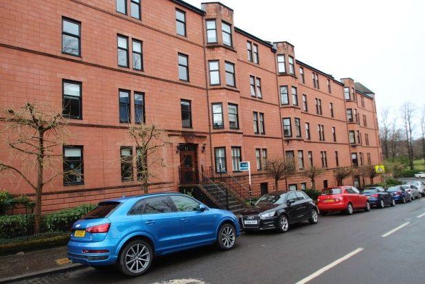 Thumbnail Flat to rent in Kingsborough Gate, Glasgow