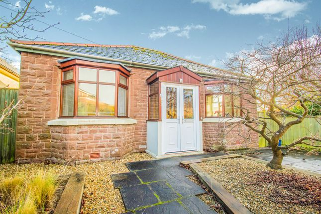 Thumbnail Detached bungalow for sale in Hereford Road, Monmouth