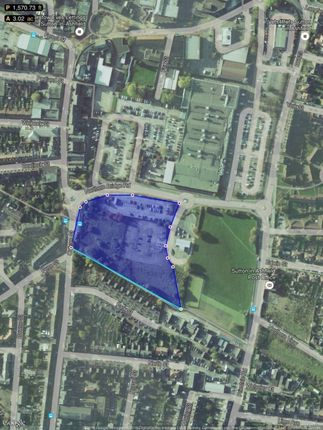 Thumbnail Land for sale in Northern Bridge Road, Sutton-In-Ashfield