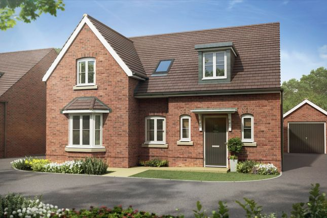 "Thumbnail Bungalow for sale in ""Burton"" at The Walk, Withington, Hereford"