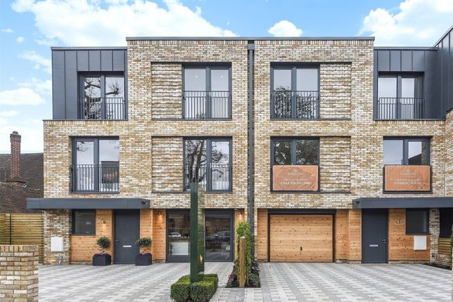 Thumbnail Detached house for sale in Victoria Drive, Southfields, London