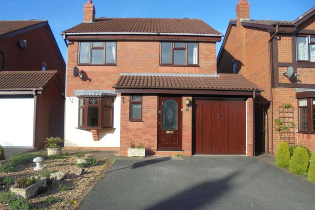 Thumbnail Detached house to rent in Great Western Way, Stourport-On-Severn