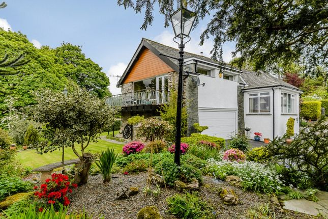 Thumbnail Detached house for sale in Lickbarrow Close, Windermere, Cumbria