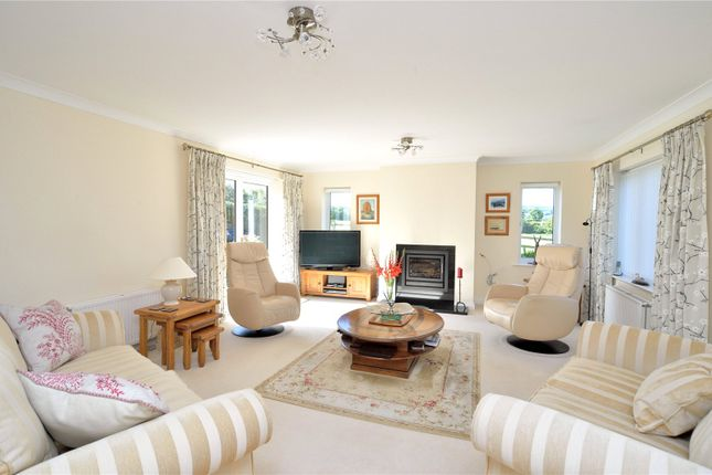 Thumbnail Bungalow for sale in Back Drove, Leigh, Sherborne, Dorset