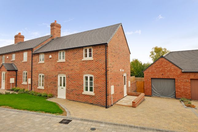 Thumbnail End terrace house for sale in William Ball Drive, Horsehay, Telford, Shropshire