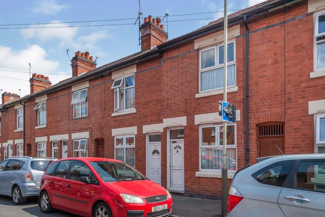 2 bed terraced house for sale in Sawley Street, Leicester LE5