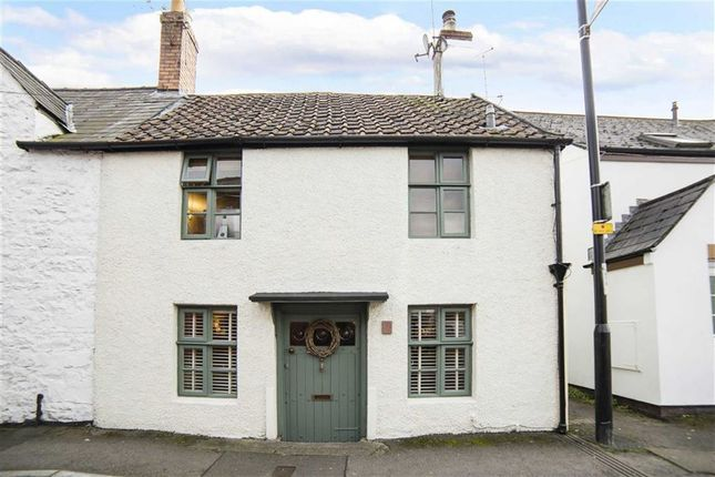 Thumbnail Semi-detached house for sale in St Ann Street, Chepstow, Monmouthshire