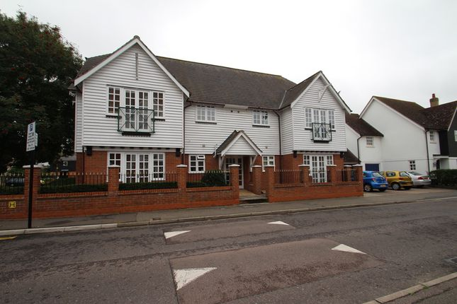 Thumbnail Flat to rent in Old Ferry Road, Wivenhoe, Colchester