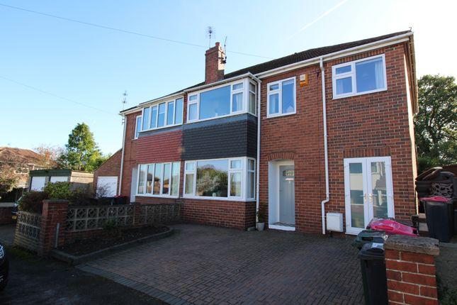 3 bed semi-detached house for sale in Darwynn Avenue, Swinton, Mexborough S64