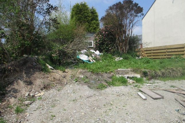 Thumbnail Land for sale in Beacon Road, Foxhole, St. Austell
