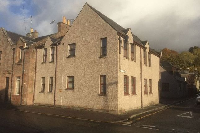 Thumbnail Flat for sale in Haugh Road, Inverness