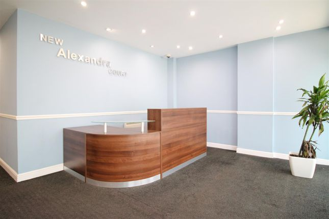 Reception Area of Woodborough Road, Mapperley, Nottingham NG3
