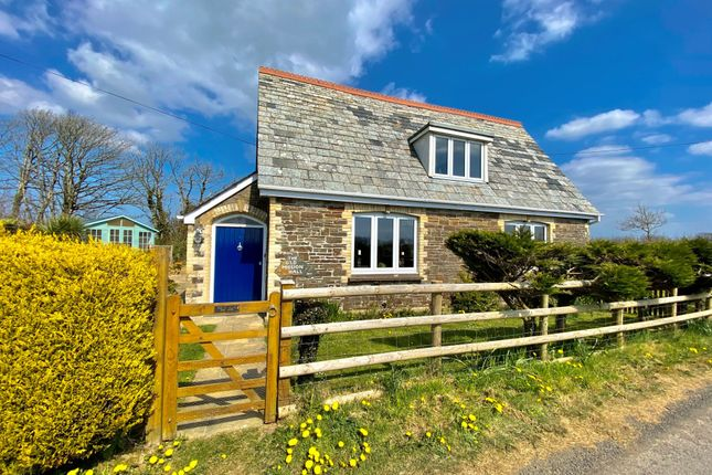 Thumbnail Detached house for sale in Kilkhampton, Bude