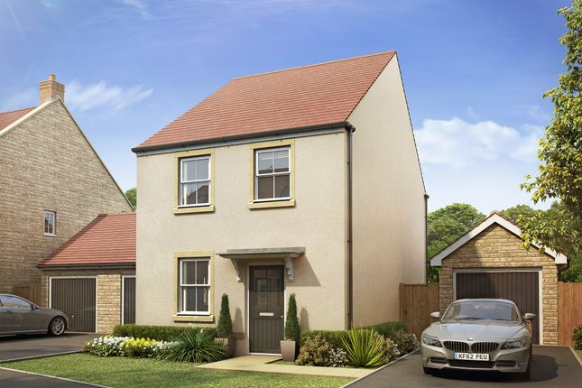 "Thumbnail Detached house for sale in ""Kedleston"" at Warminster Road, Beckington, Frome"