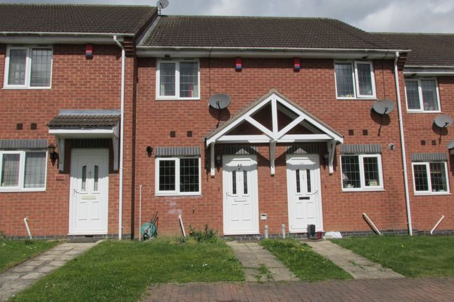 Thumbnail Terraced house to rent in York Avenue, Atherstone
