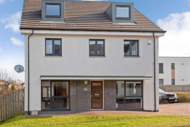 Thumbnail Detached house for sale in Peters Gate, Bearsden, Glasgow, East Dunbartonshire