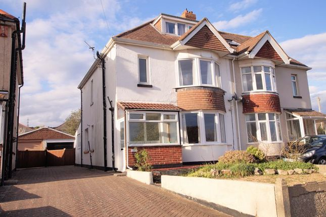 4 bed semi-detached house for sale in Jubilee Avenue, Portsmouth PO6