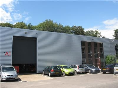 Thumbnail Warehouse to let in Unit A1B, Hubert Road, Brentwood, Essex