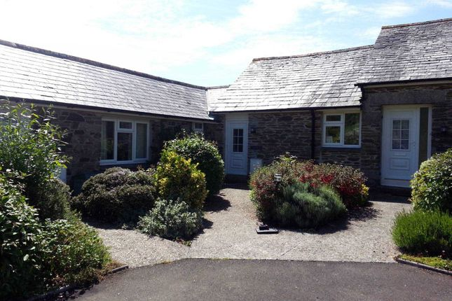 Thumbnail Barn conversion to rent in Porthallow, Looe