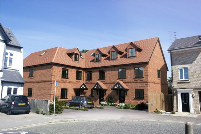 Thumbnail Flat for sale in Champions Place, Champion Road, Upminster