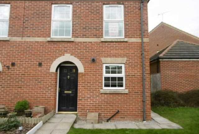 Thumbnail Semi-detached house to rent in Woodcross Avenue, Scunthorpe