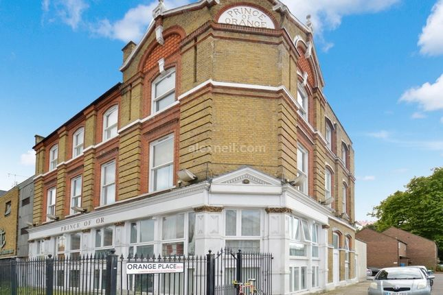 Thumbnail Flat for sale in Orange Place, London