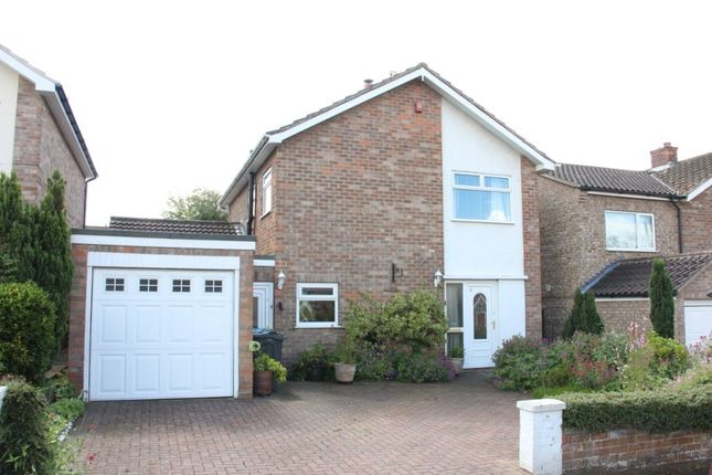 Thumbnail Detached house to rent in Gill Croft, Easingwold, York