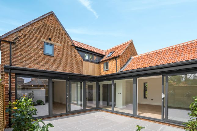 Thumbnail Detached house for sale in Coster View, Great Bedwyn