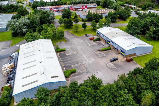 Thumbnail Industrial to let in Rising Sun Industrial Estate, Blaina, Abertillery