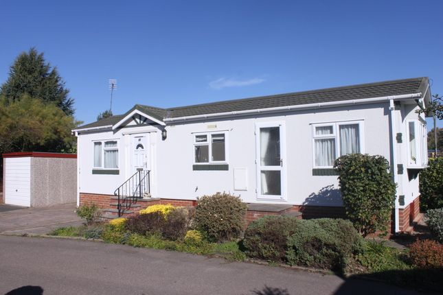 Thumbnail Mobile/park home for sale in Chapel Lane, Wythall, Birmingham