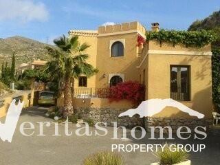 2 bed villa for sale in Cabrera, Almeria, Spain