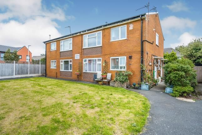 1 bed flat for sale in Brentfield Close, Widnes, Cheshire, . WA8