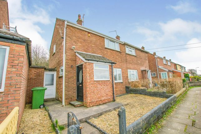 2 bed semi-detached house for sale in Glastonbury Terrace, Llanrumney, Cardiff CF3