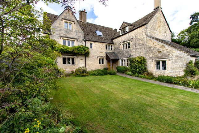 Thumbnail Detached house for sale in Cheltenham Road, Pitchcombe, Stroud, Gloucestershire