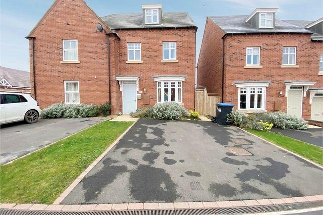 3 bed semi-detached house for sale in Ashton Close, Ashbourne, Derbyshire DE6