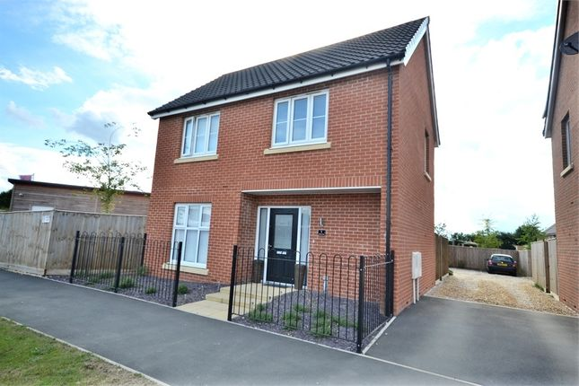 Thumbnail Detached house for sale in Natterers Road, Hethersett, Norwich