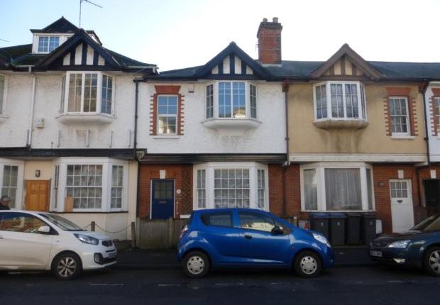 Thumbnail Terraced house to rent in Stanhope Road, Deal