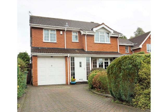 Thumbnail Detached house for sale in The Parkway, Walsall