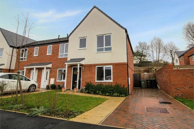 Thumbnail Semi-detached house for sale in Wedgwood Avenue, Rowley Regis, West Midlands