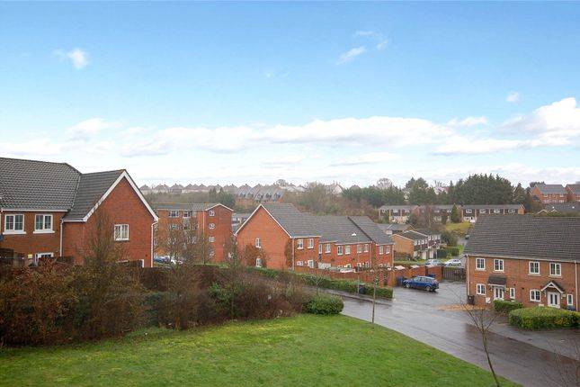 Thumbnail Flat for sale in Carnival House, Jubilee Close, Salisbury, Wiltshire