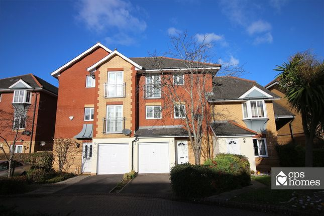 Thumbnail Terraced house to rent in Harrison Way, Windsor Quay, Cardiff Bay