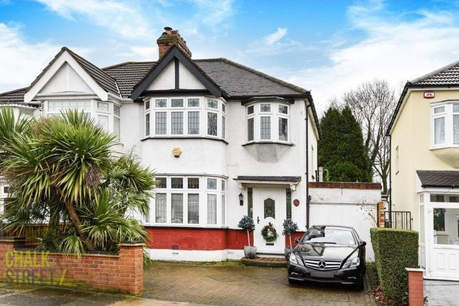 3 bed semi-detached house for sale in Carlton Road, Gidea Park
