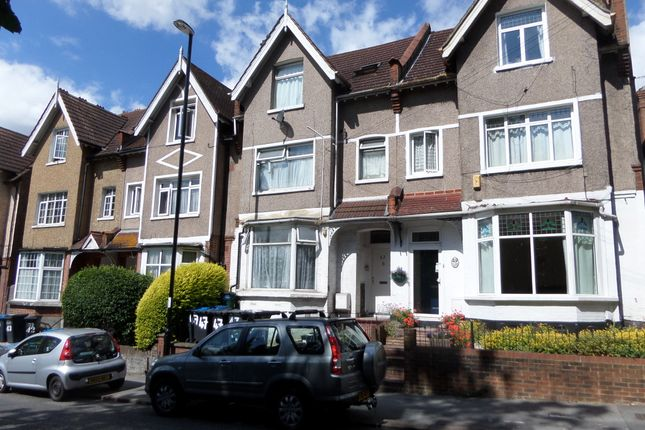 Thumbnail 1 bed flat to rent in Grange Road, Thornton Heath, Surrey