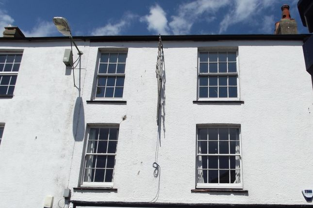 Thumbnail Flat to rent in Flat 3 Clare House, Lyme Street, Axminster, Devon