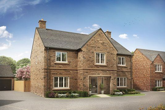 Thumbnail Detached house for sale in Longridge, Lancashire