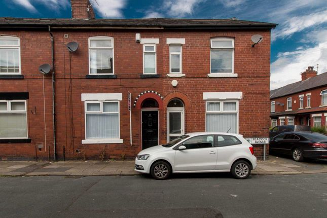 Thumbnail Terraced house to rent in Peacock Avenue, Salford