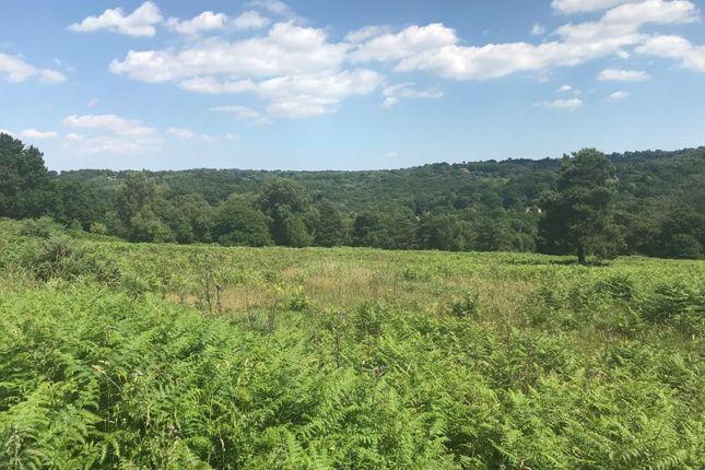 Thumbnail Land for sale in Area 2, Crowborough Warren Estate, Warren Road, Crowborough, East Sussex