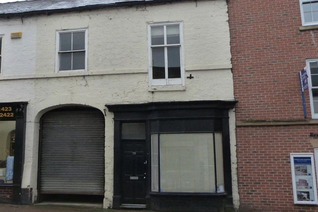 Thumbnail Flat to rent in High Street, Knaresborough