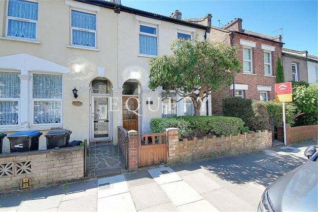 Thumbnail End terrace house for sale in Churchbury Road, Enfield